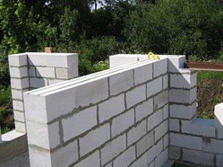 Преимущество строительства дома